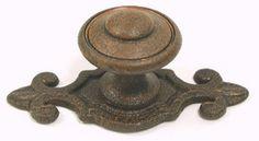 Top Knobs Cabinet Hardware Britannia Collection Canterbury Knob 1 1/4