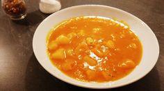 Veganes Kürbisgulasch (glutenfrei) Ethnic Recipes, Food, Vegetarian Main Dishes, Glutenfree, Eat Healthy, Drinking, Easy Meals, Hoods, Meals