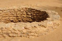 Ancient Wells Middle East