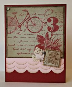 SC399 - Travel Post (SUO) by ReginaBD - Cards and Paper Crafts at Splitcoaststampers