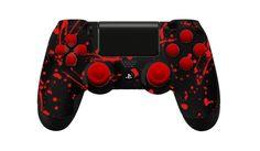 Design a Custom PS4 Controller