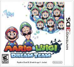 Now in stock Mario and Luigi: ..., get them while they last! http://www.retroarkayde.com/products/mario-and-luigi-dream-team?utm_campaign=social_autopilot&utm_source=pin&utm_medium=pin #videogames #tcg