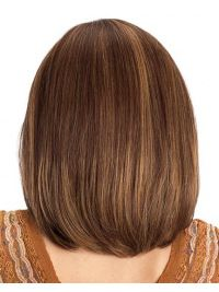 Human Hair Lace Front Wigs Women's Wigs create the look of natural hair growth along the front hairline. Lace Front Wigs are loved by most customers. Short Bob Haircuts, Modern Haircuts, Long Bob Hairstyles, Layered Haircuts, Messy Blonde Bob, Human Lace Wigs, Lob Haircut, Natural Hair Styles, Long Hair Styles