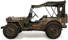 1944 WILLYS JEEP JEEP MODEL MB