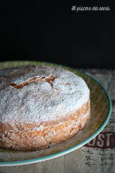 Torta margherita - ricetta della nonna ^_^  http://ilnuovopiaceredeisensi.altervista.org/torta-margherita-ricetta-della-nonna/    #colazione #merenda #ilpiaceredesensi #cucina #facile