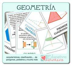 Un imprimible para aprender geometría utilizando como base tarjetas estilo Montessori que presenta multiples modos de uso (ver fotografías para alguno de ellos). Para alumnos tanto de primaria como de secundaria. Podrás presentar sólo aquellas tarjetas que estén dentro de su nivel de estudios o de su interés.   NO SE ENVÍA - DESCARGA AUTOMÁTICA AL FINALIZAR LA COMPRA.   ♥ ♥ ♥ ♥ ♥ ♥ ♥ ♥ ♥ ♥ ♥ ♥ ♥ ♥ ♥ ♥ ♥ ♥ ♥ ♥ ♥ ♥ ♥ ♥ ♥ ♥ ♥ ♥ ÍNDICE DE CONTENIDOS DEL ARCHIVO: ♥ ♥ ♥ ♥ ♥ ♥ ♥ ♥ ♥ ♥ ♥ ♥ ♥ ♥ ♥ ♥ ♥…