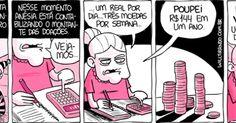 Dona Anésia --  a economista.  Will Tirando
