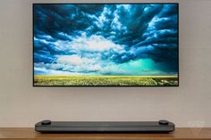 LG's new OLED wallpaper TV is now available for the price of a new car - The Verge Samsung Smart Tv, Samsung Tvs, Tv Stand Price, Lg Oled, Lg Tvs, Smart Home Technology, Technology News, Modern Tech, Houses