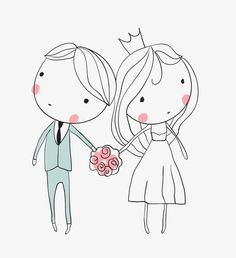 18 best bride and groom cartoon images indian wedding invitations rh pinterest com
