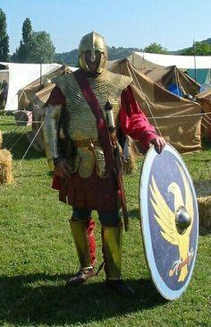 Roman miles of Legio Herculiani Iuniores 4rd century