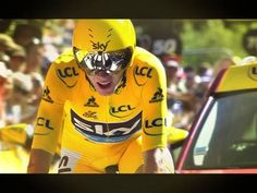 Tour de France 2016 - Official site WINNER IF STAGE 18 Teasm Trial up the mountain AND MAILLOT JAUNE ... Come on Froomie
