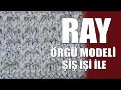 Ray Örgü Modeli Yapılışı-Örgü Şişleri ile yapılan Örgü Modelleri Videoları-Tren rayı örgü modeli olarak adlandırılan Ters ve Düz Örgü modeli ile yapılan Ray örgü modeli yapılışı Türkçe rayli-orgu-modeli videolu Anlatımlı olarak sizler için Anne işleri tarafından paylaşılan bu güzel Örnek nasıl örülür? detaylı anlatımlı