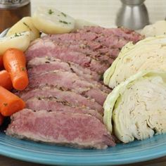 Corned Beef and Cabbage Pressure Cooker Wolfgang Puck