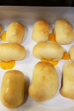 """Texas Sausage Kolaches (Klobasneks) 