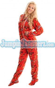 f9cdd100c5a9d Ironman Adult Hooded Pajamas Adult Pajamas