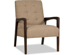 Shop for Sam Moore Gordon Exposed Wood Chair, and other Living Room Chairs at Sam Moore in Bedford, VA. Glider Rocking Chair, Rocking Chair Nursery, Wood Arm Chair, Upholstered Arm Chair, Chair Upholstery, Chair And Ottoman, Armchair, Chair And A Half, Transitional House