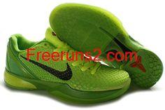 Nike Kobe 6 Grinch Volt Black Green Apple Crimson 429659 701 half off Kobe Bryant Shoes Kobe 6 Shoes, Kobe Bryant Shoes, Kobe Bryant Nba, Kobe 6 Grinch, Nike Zoom Kobe, Cool Style, My Style, Discount Nikes, Retro Shoes