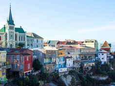 Why I Fell In Love With Valparaiso, Chile #chile #wanderlust #travel