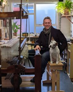 Will Kirk (@williamkirkrestoration) posted on Instagram • Mar 2, 2020 at 11:22am UTC Art Studio Design, Dogs, Instagram, Pet Dogs, Doggies