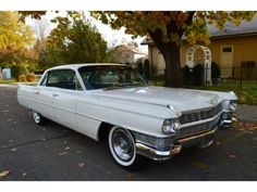 """64"""" Cadillac Nice but don't like refrigerator white."""