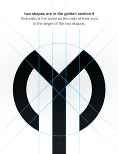 golden ratio MPG rebranding Golden Ratio, Corporate Identity, Two By Two, Symbols, Letters, Projects, Log Projects, Blue Prints, Letter