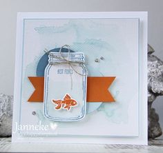 Happy Stampin' - Stampin' Up! - Best Fishes