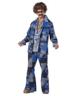 Boogie Nights Adult Costume | California Costumes Sizes: S, M, L, XL www.californiacostumes.com
