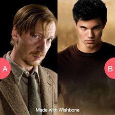 Which Werewolf? Tap to vote http://sms.wishbo.ne/U1ak/0rRTQdUguw