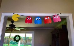 Video games Birthday Party Ideas |Banner Idea