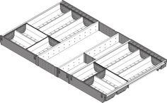 orga line f r frontausz ge mit tandembox kitchen k chen dining esszimmer pantry. Black Bedroom Furniture Sets. Home Design Ideas
