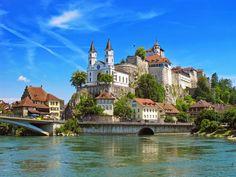 Turismo en Zurich, Suiza