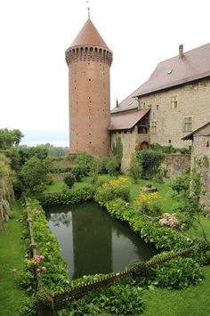 Estavayer-le-Lac (Canton de Fribourg)