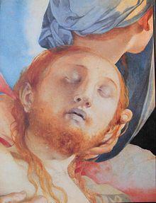 La Deposizione di Pontormo (part) 1526-28 - Chiesa di S.Felicita a Firenze. #empoli #events