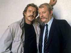 Tatort-Düssbrug Schimanki & Tanner  (Götz George & Eberhard Feik)