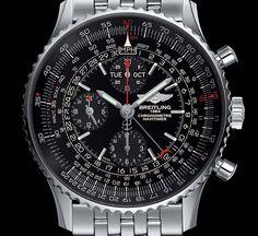 Breitling rinde tributo a su propia trayectoria relojera, con el nuevo Navitimer 188.