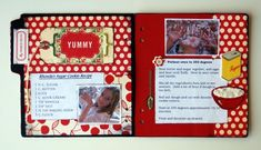 Another recipe scrapbook