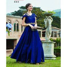 Indian Ethnic Designer Bollywood Punjabi Wedding Party New Anarkali Gown Dresses Designer Party Wear Dresses, Designer Gowns, Readymade Salwar Kameez, Punjabi Dress, Anarkali Gown, Designer Anarkali, Gowns Online, Party Gowns, Wedding Wear