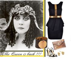 """""""The Queen is Back"""" by latoyacl on Polyvore"""