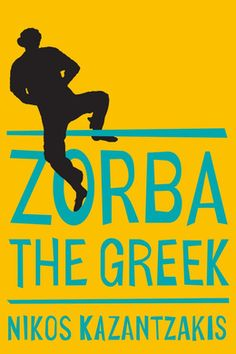 Zorba the greek book online