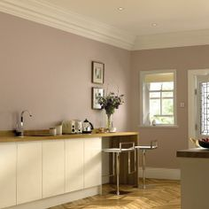 Durable Matt Paint Mink 2.5L - Interior Wall & Ceiling Paint - Paint -Decorating & Interiors - Wickes