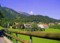 Beautifully green ecotourism destinations: Switzerland