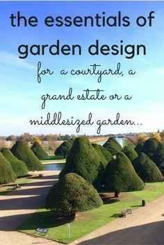 Take an insider look at the essentials of garden design
