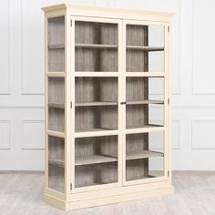 Стеклянный шкаф-витрина Shine Collection - Книжные шкафы, витрины, библиотеки - Гостиная и кабинет - Мебель по комнатам