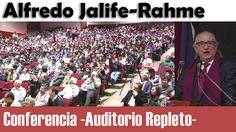Dr Alfredo Jalife El Tema del SIGLO 21: H2O  -7a Jornada de Vanguardia C...