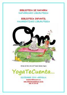 Yogari buruzko haurrentzako liburuak / Selección de libros sobre yoga para niños.