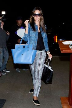 Clothing, Eyewear, Footwear, Vision care, Leg, Trousers, Bag, Sunglasses, Outerwear, Jeans, Celebrity Jeans, Celebrity Style, Fashion Articles, Fashion News, Fashion Trends, Perfect Jeans, Irina Shayk, Casual Looks, Denim Jeans