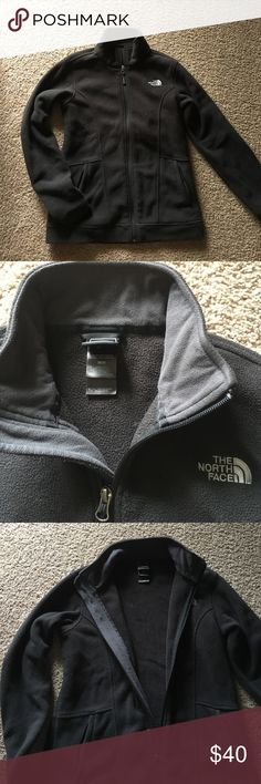 North Face fleece jacket North Face fleece jacket - size medium. Some pilling from light use. Moved to Texas and need to downsize in the jacket department. Make an offer. North Face Jackets & Coats