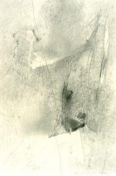 Gerhard Richter / Graphite on paper, 1985
