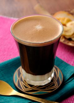 バリスタで作る ベトナム風コーヒー (レシピNo.2490)|ネスレ バランスレシピ