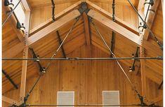 Tie rod truss system